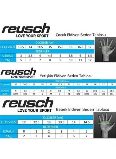 Reusch Kayak Ekipmanı Siyah